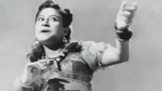 Ek Baar Tu Ban Jaa Mera O Pardesi - Shamshad Begum, Shabnam Song