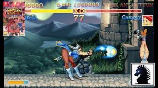 NS Ultra Street Fighter II: The Final Challengers - Chun-Li