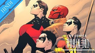 Son of Batman: Robin   Explained in HINDI   Batman v Superman