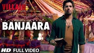 Ek Villain: Banjaara Ultra HD 4K Resolution Full Song(Video)|Shraddha Kapoor, Siddharth Malhotra