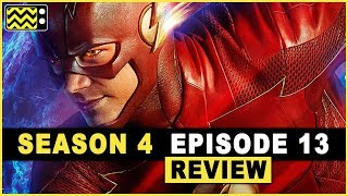 The Flash Season 4 Episode 13 Review & AfterShow | AfterBuzz TV