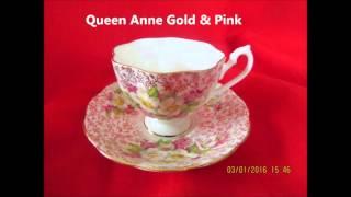 Vintage Tea Cup Collection Part 3
