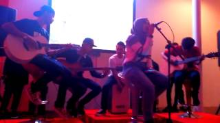 JACK DEADS   King,Queen And Poison SID Cover Live @GraPari TELKOMSEL Dago Bandung