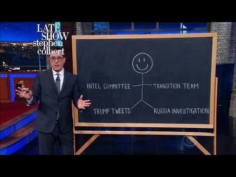 This Diagram Shows Nunes Conflict Of Interests In Investigating Trump