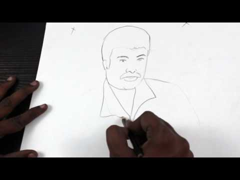 Xxx Mp4 Chiranjeevi Drawing How To Draw Chiranjeevi Drawing Hero Chiranjeevi Drawing 3gp Sex