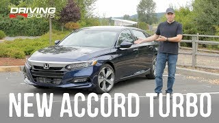 2018 Honda Accord 2.0T Touring Review