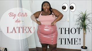 PRETTY LITTLE THING PLUS SIZE STRIKES AGAIN! HUGE TRY ON HAUL!