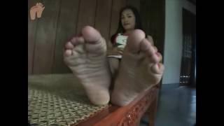 Ladyboy Next Door Feet and Soles