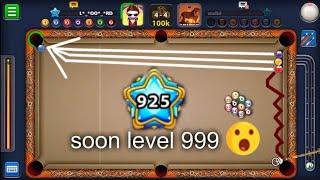 8 Ball Pool   Level 925 the Highest in the World(Walid damoni) VS Me   Trickshots highlights