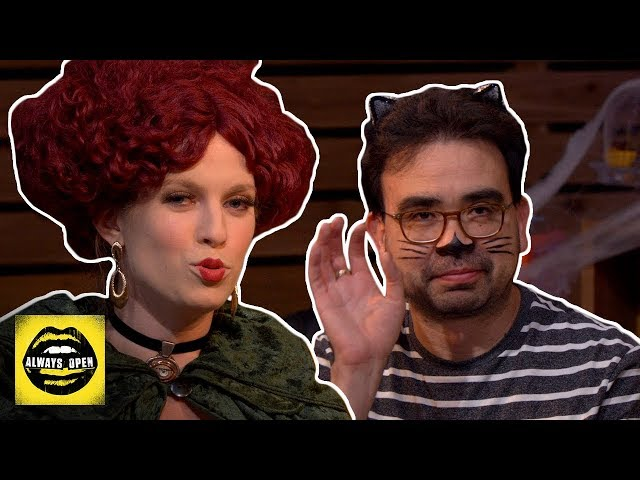 Always Open: Ep. 47 - Witch's Brew & a Gus Cat Too   Rooster Teeth