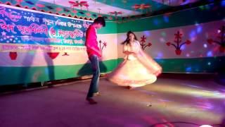 dil deewana bekarar hone laga hai romantic dance video (Rakib-kea)