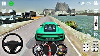 Porsche 918 spider Driving School 2017 -Best Android Gameplay HD #44