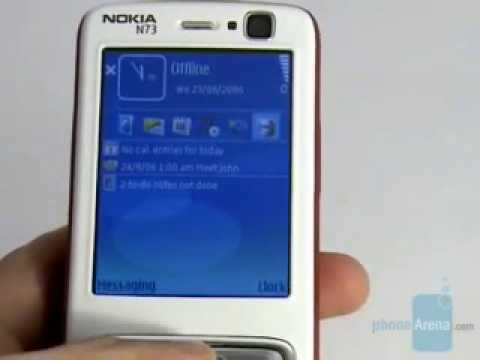 Nokia n73 themes and sex videos