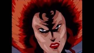 *The Phoenix Best Scenes* - X-Men The Dark Phoenix Saga