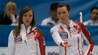CURLING: CCT 2015 Stockholm Ladies Curling Cup   Final   MUIRHEAD (SCO)-HOMAN (CAN)