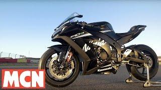 KAWASAKI ZX-10RR | First Rides | Motorcyclenews.com