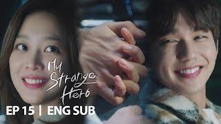"Cho Bo Ah ""Driving with one hand is dangerous..."" [My Strange Hero Ep 15]"