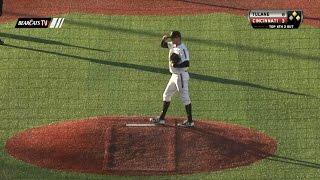 Baseball Recap: Cincinnati 8, Tulane 16