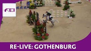 Re-Live - Gothenburg Trophy - Jumping - Gothenburg Horse Show