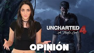 ExtraordiGames - Opinión Uncharted 4