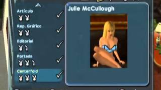 Playboy the Mansion-Mision 1-PS2