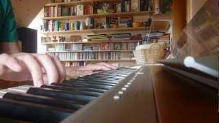 Danuvius - Audiomachine (piano cover by Alopex Lagopus)