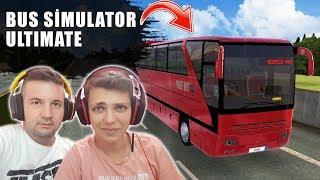 Yeni O403 İle Antalya-Ankara Seferimiz | Bus Simulator Ultimate