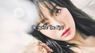 taeyeon - fire + english subsromanizationhangul