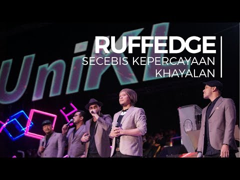 Secebis Kepercayaan & Khayalan - Ruffedge (Convo 2018 - Session 6)