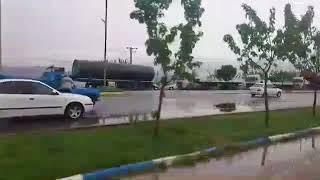 Iran - le 25 mai, La grève des camionneurs de Charmahal Bakhtiari
