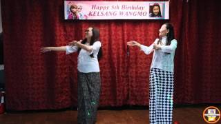 Bhutanese New Yorker ladies ( Dance ) 2016  FULL HD