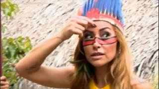 Sabrina Sato se transforma em índia e mostra rotina de tribo; veja