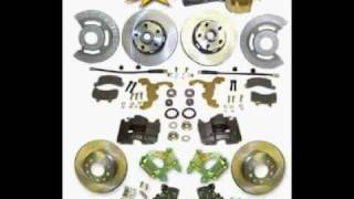 superior mustang parts complete brake conversion