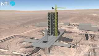 Imam Khomeini Space Center - Iran