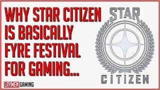 New Star Citizen Drama Makes It Look Like A Shady Ponzi Scheme....