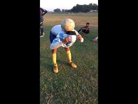 Amazing football skill of 12years old Indian kid