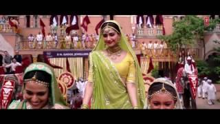 PREM RATAN DHAN PAYO  Title Song Full VIDEO   Salman Khan, Sonam Kapoor