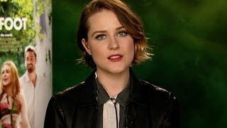 """Evan Rachel Wood takes on new role in """"Barefoot"""""""