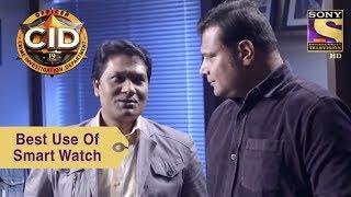 Your Favorite Character | Daya & Abhijeet's Smart Watch Plan | CID