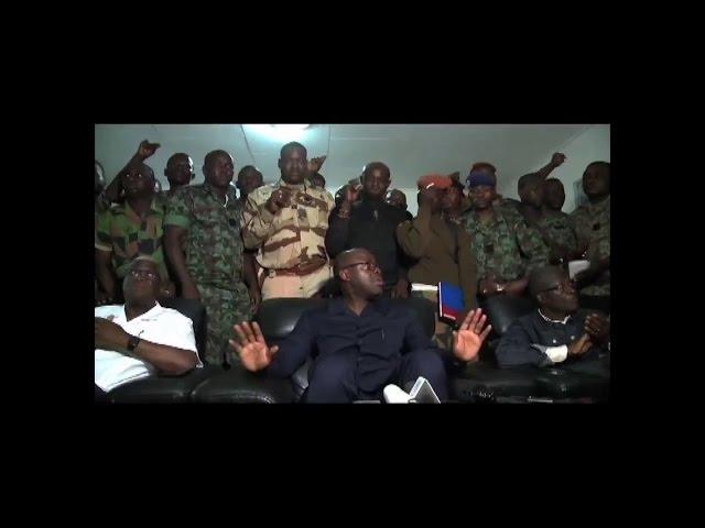 Bouaké: malgré le message du ministre de la Défense Donwahi