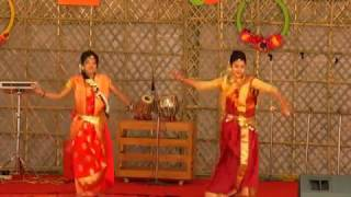 O Dhan Vani Re by Etu and Sumi. Pohela Baishakh Performance, BUP