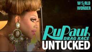 Untucked: RuPaul's Drag Race Season 8 - Episode 9