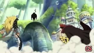 One Piece tân thủ AMV - Kid - Law VS Pacifista