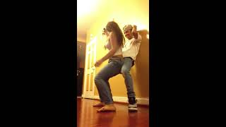 dancing reggaeton