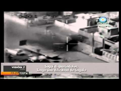 Matanza de civiles niños y periodistas de Reuters en Iraq. Tropas Usa. WikiLeaks
