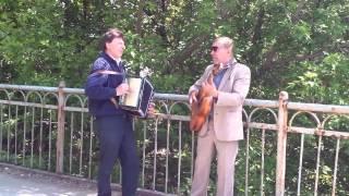 Уличные музыканты - Виновата ли Я [COVER]