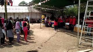 Merdeka!!  Bd. Jaya junior unjuk gigi 😁