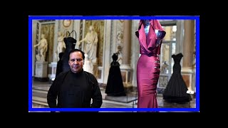 News-Couturier to alaïa stars dead at 77