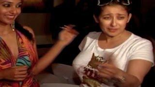 Manisha Koirala CAUGHT DRUNK