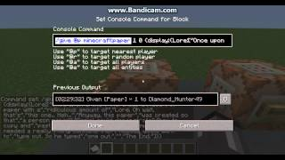 Minecraft - Tutorial - How to Copy & Paste Commands [1.8.8][Windows]